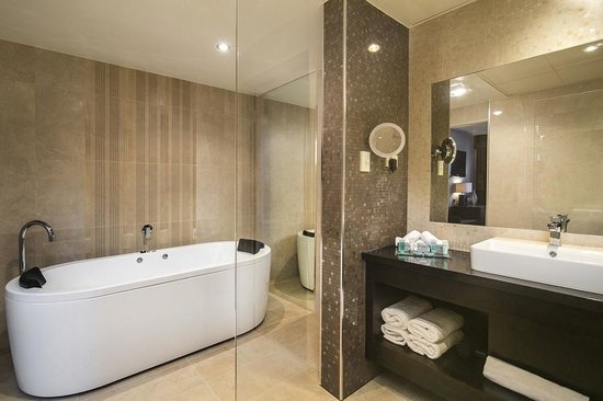 Arkaba Hotel: Executive Spa Suite