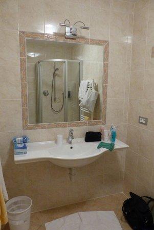 Hotel Hofler Fernblick: Badezimmer