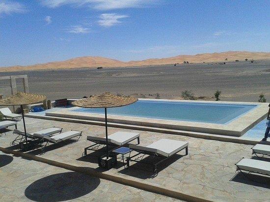 Riad Madu: piscine!!
