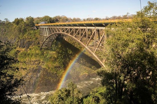 Mosi-oa-Tunya / Victoria Falls National Park