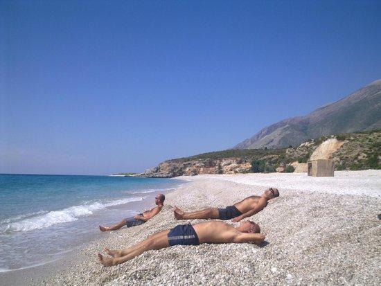 Altea Beach Lodges: the sea