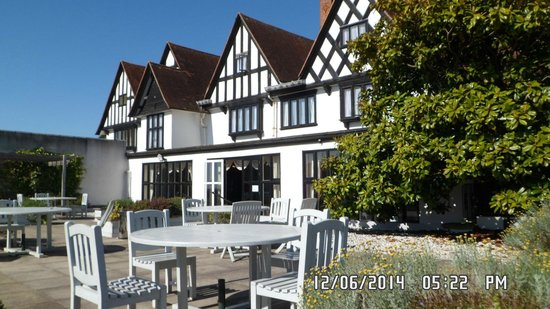 BEST WESTERN Webbington Hotel and Spa : FRONT