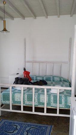 Aegean Hotel: room 110