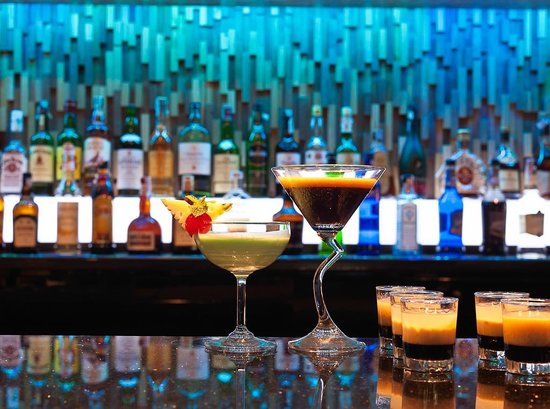 DaVinci Restaurant Nai Harn: some of our fantastci cocktails