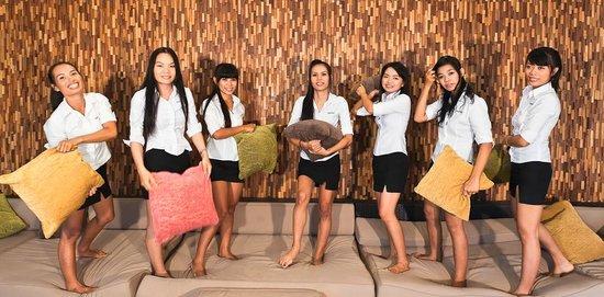 DaVinci Restaurant Nai Harn: our staff