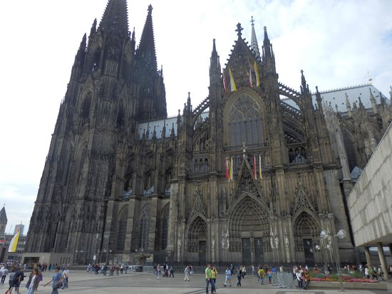 Kölner Dom: The Cathedral
