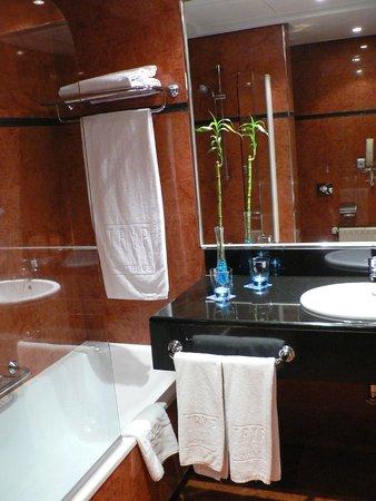 Tryp Madrid Alameda Aeropuerto Hotel: ванная