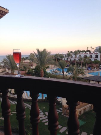 The Royal Savoy Sharm El Sheikh: Room with a view