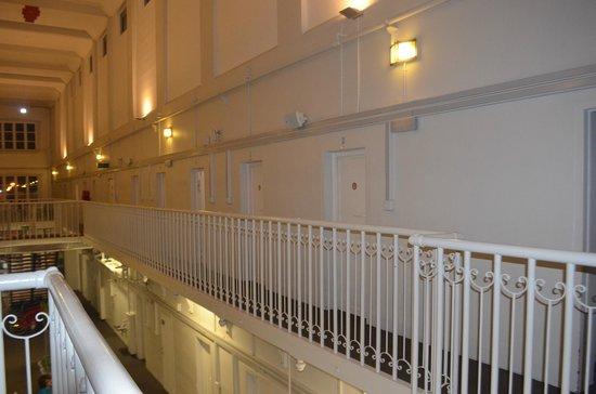 Jailhouse Accommodation: bedroom level