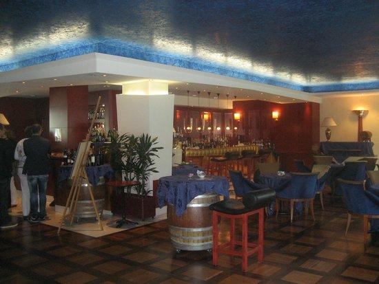 Hotel Antonella: Zona Bar