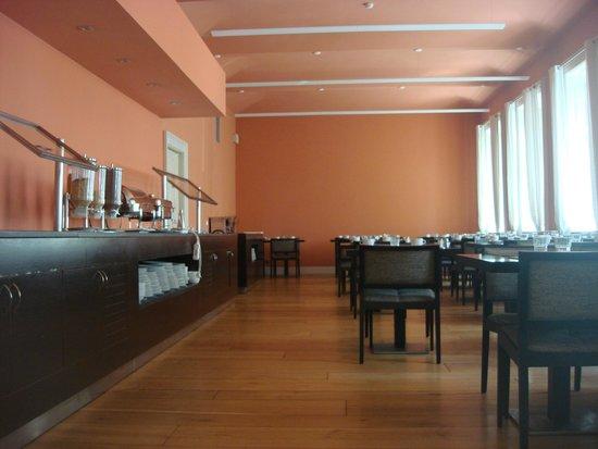 Eurostars David: Breakfast Room