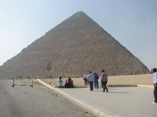 Pyramide de Khéops : Magnificent!!!!