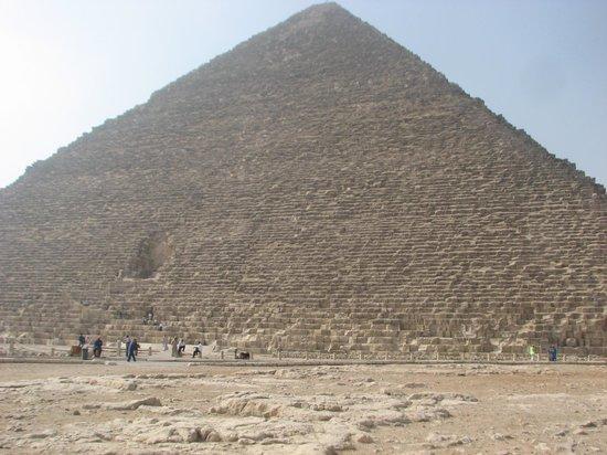 Pyramide de Khéops : Where time stands still.......