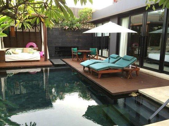 W Bali - Seminyak: 1 bed villa