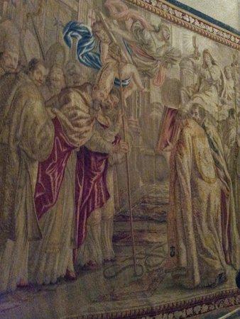 Musées du Vatican : Гобелены Ватикана