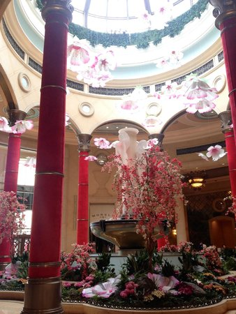 The Palazzo Resort Hotel Casino: Lobby