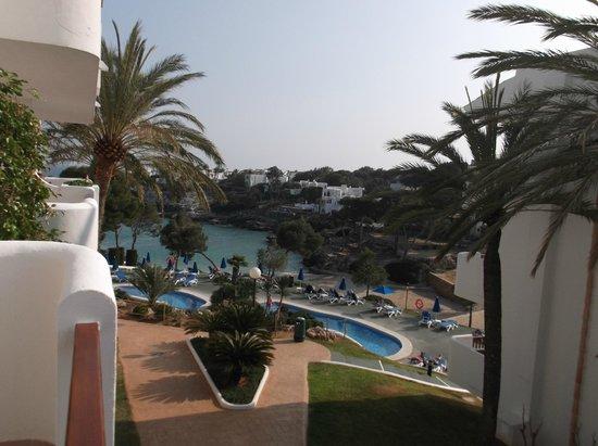 Inturotel Esmeralda Park: View from room