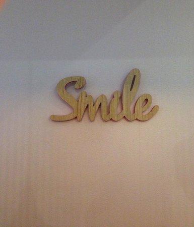 Origen Taberna: smile always