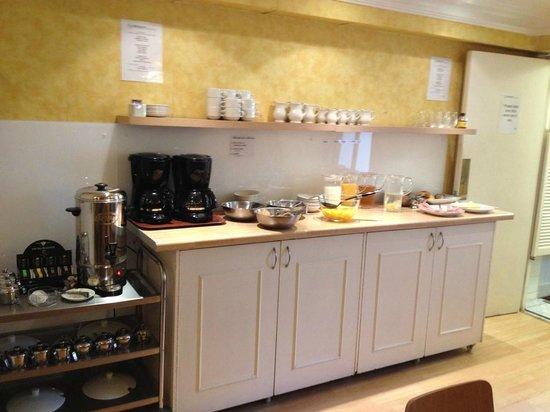 London Town Hotel : Breakfast