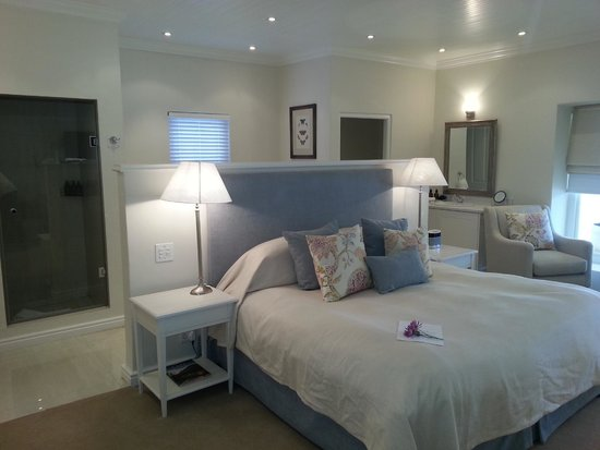 The Last Word Franschhoek: Room #1- chic