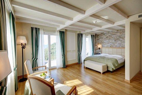 Kurhaus Cademario Hotel & Spa : Exclusive Room