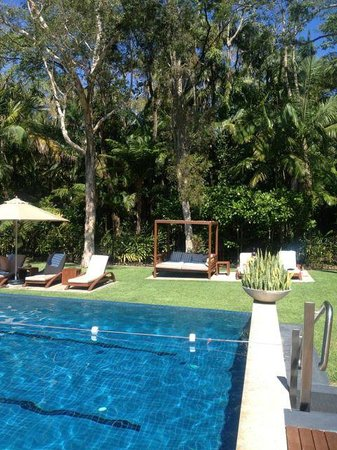 The Byron at Byron Resort & Spa: By the pool