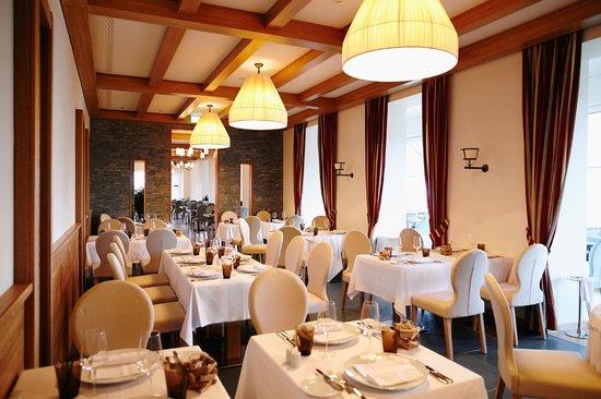 Kurhaus Cademario Hotel & Spa : Restaurant La Cucina