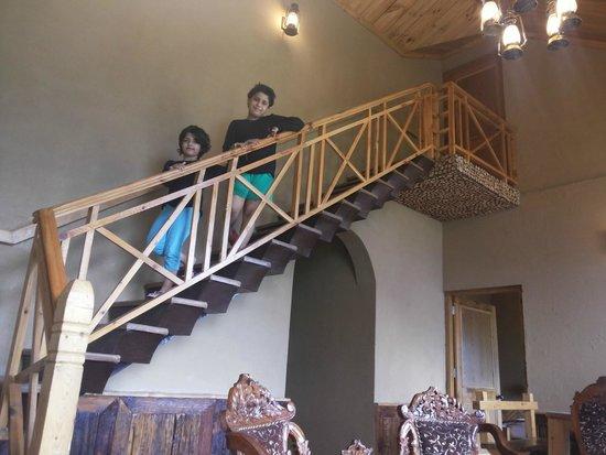 Heritage Village Resort : 2 bhk cottage
