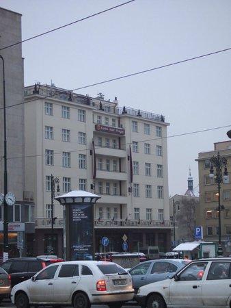 Clarion Hotel Prague Old Town: Hotel