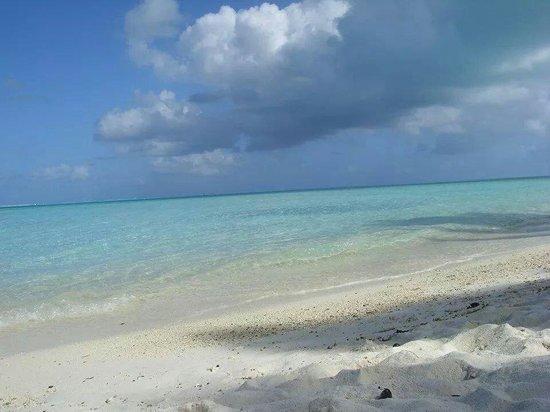 Matira Beach: La plage matira