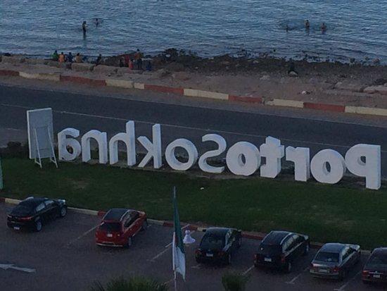 Porto Sokhna Resort & Spa: Porto Sokhna LOGO