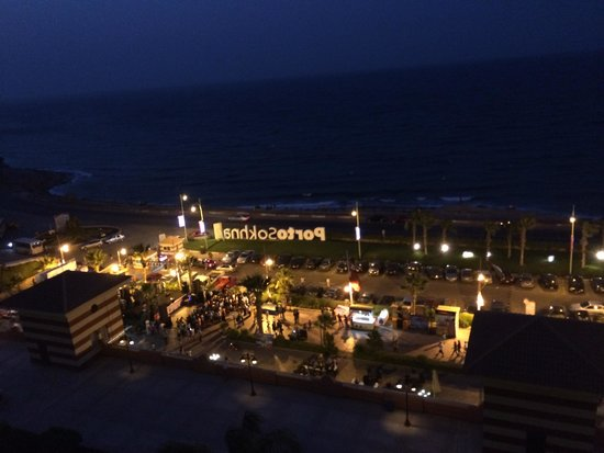 Porto Sokhna Beach Resort: Porto Sokhna Night View