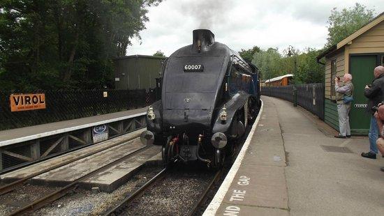 North Yorkshire Moors Railway : Loco