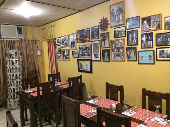 Daniele's CASA MIA: Simple but cozy place