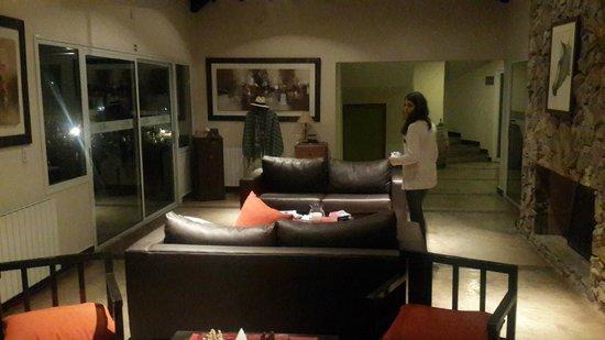 Villa Mansa Wine Hotel & Spa: Lobby