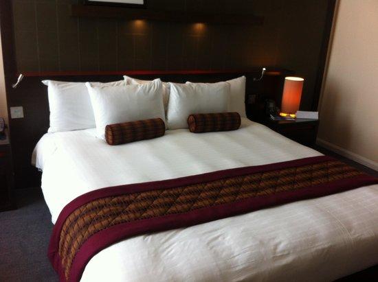 Hilton London Canary Wharf: Room 1317