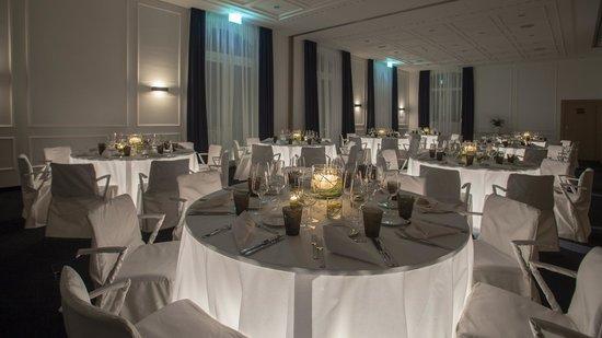Kurhaus Cademario Hotel & Spa: Banqueting Room
