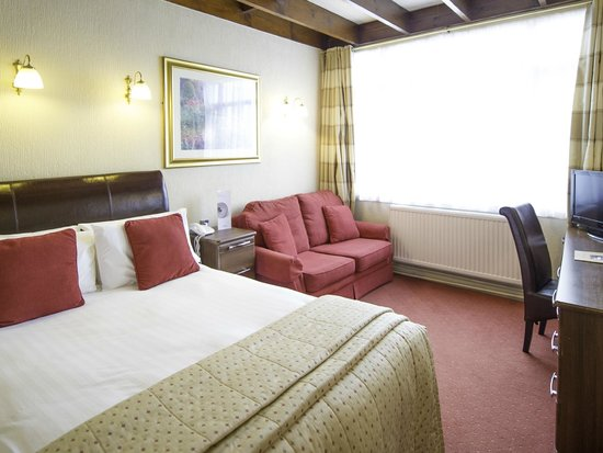 The Devon Hotel: Double with Sofabed