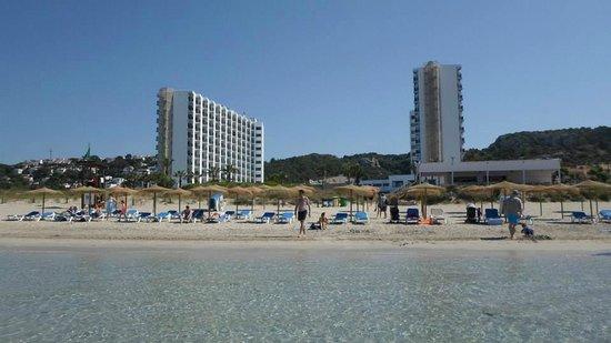 Sol Milanos Pinguinos: Hotel View