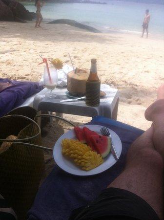 Burasari Resort: Service in /at paradise