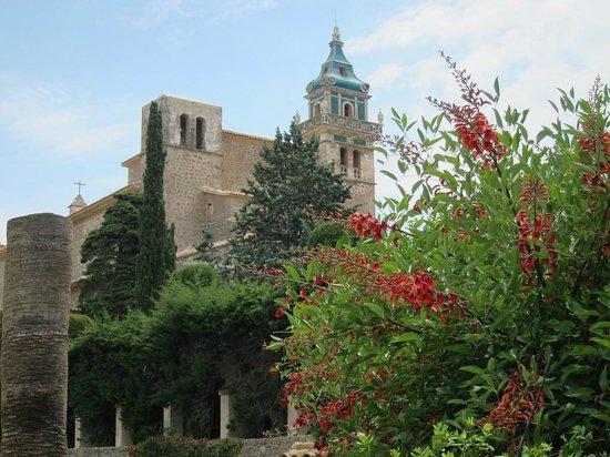 Royal Carthusian Monastery (Real Cartuja) : Картезианский монастырь