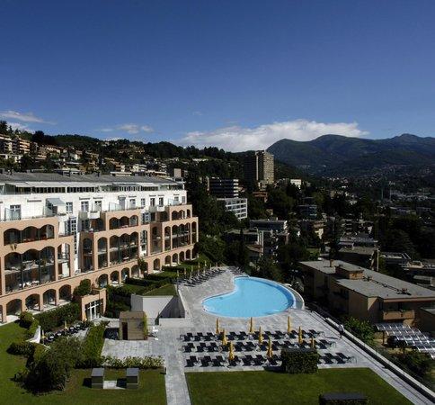 Villa Sassa Hotel, Residence & Spa : Hotel