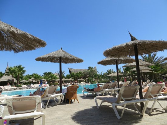 Riu Palace Cabo Verde : One of the pools
