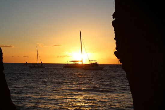 Aston at Papakea Resort: lahaina sunset harbor area just minutes away