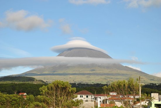 CW Azores: PICO MOUNTAIN