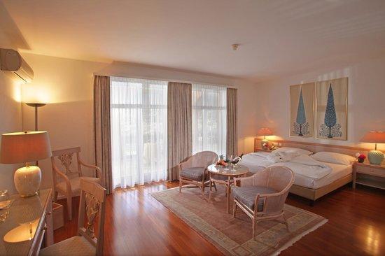 Villa Sassa Hotel, Residence & Spa : Standard/Superior Room