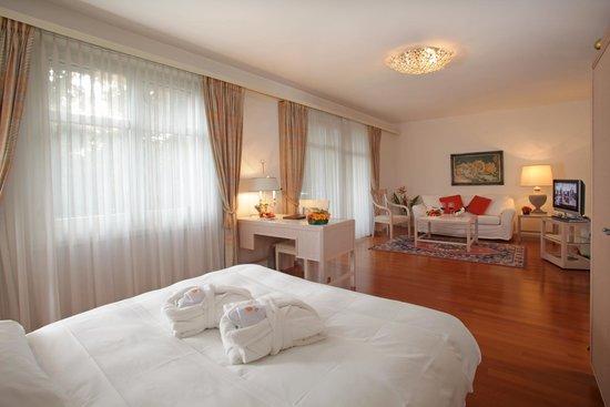 Villa Sassa Hotel, Residence & Spa : Executive Suite