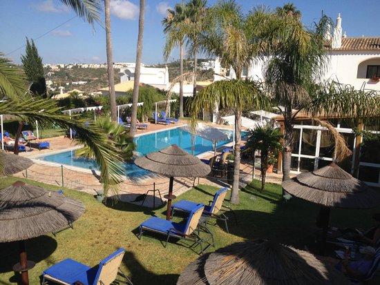 Cerro da Marina Hotel : Pool area