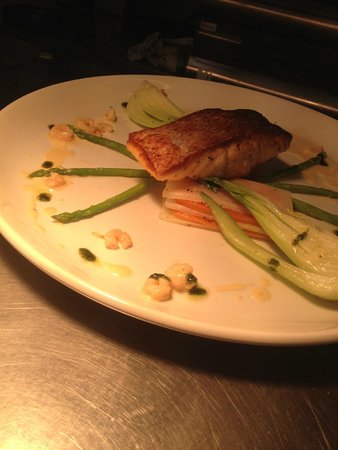 Sturmer, UK: Light salmon