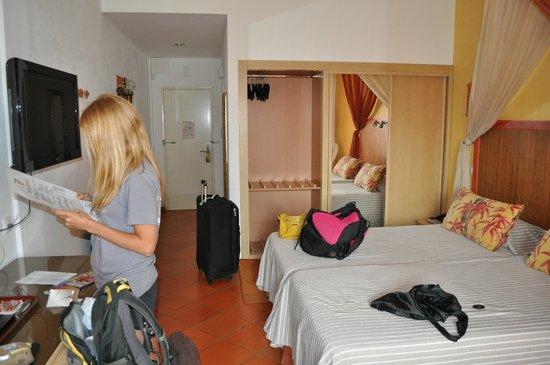 Cerro da Marina Hotel: Room